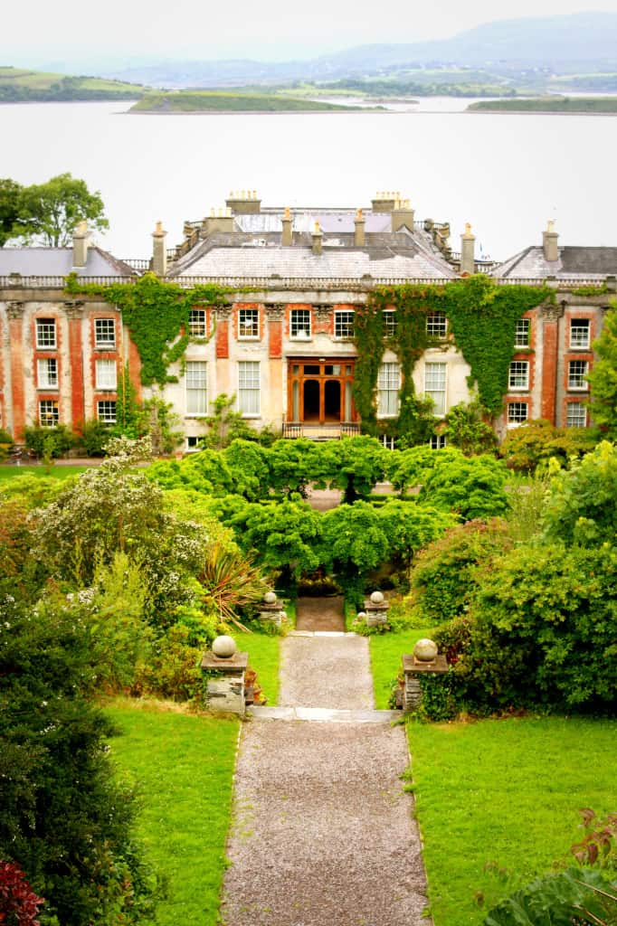 The best places in ireland city sea country for Bantry house